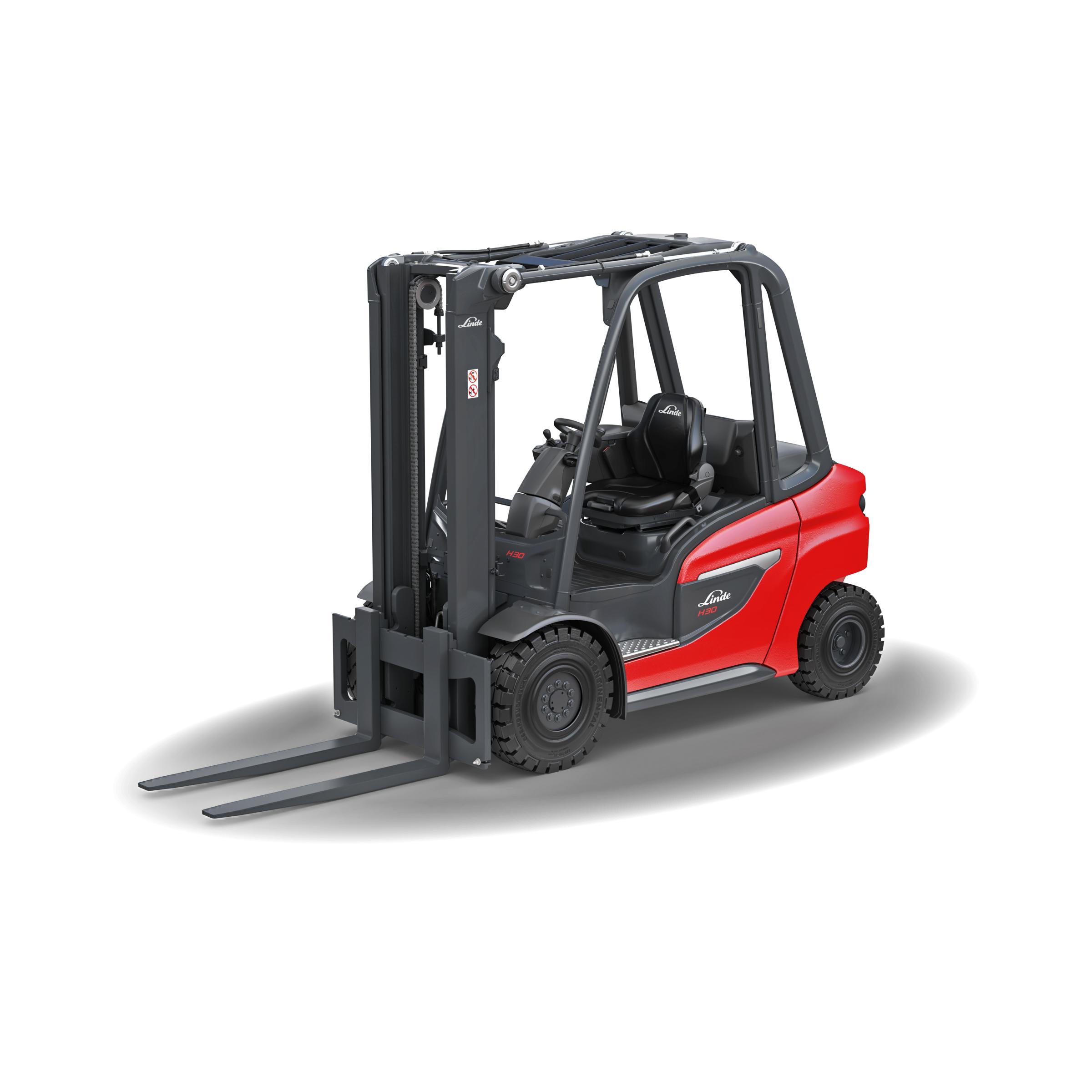 Dieselstapler - H20-H35