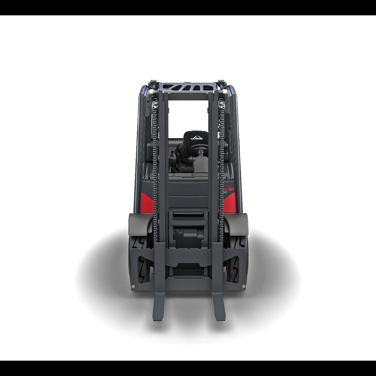 Diesel- und Gasstapler - H40-H50 1