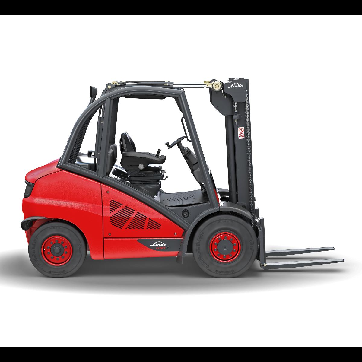 Diesel- und Gasstapler - H40-H50 2