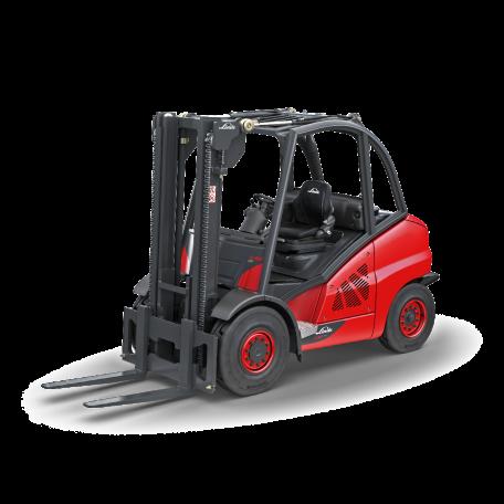 Diesel- und Gasstapler - H40-H50