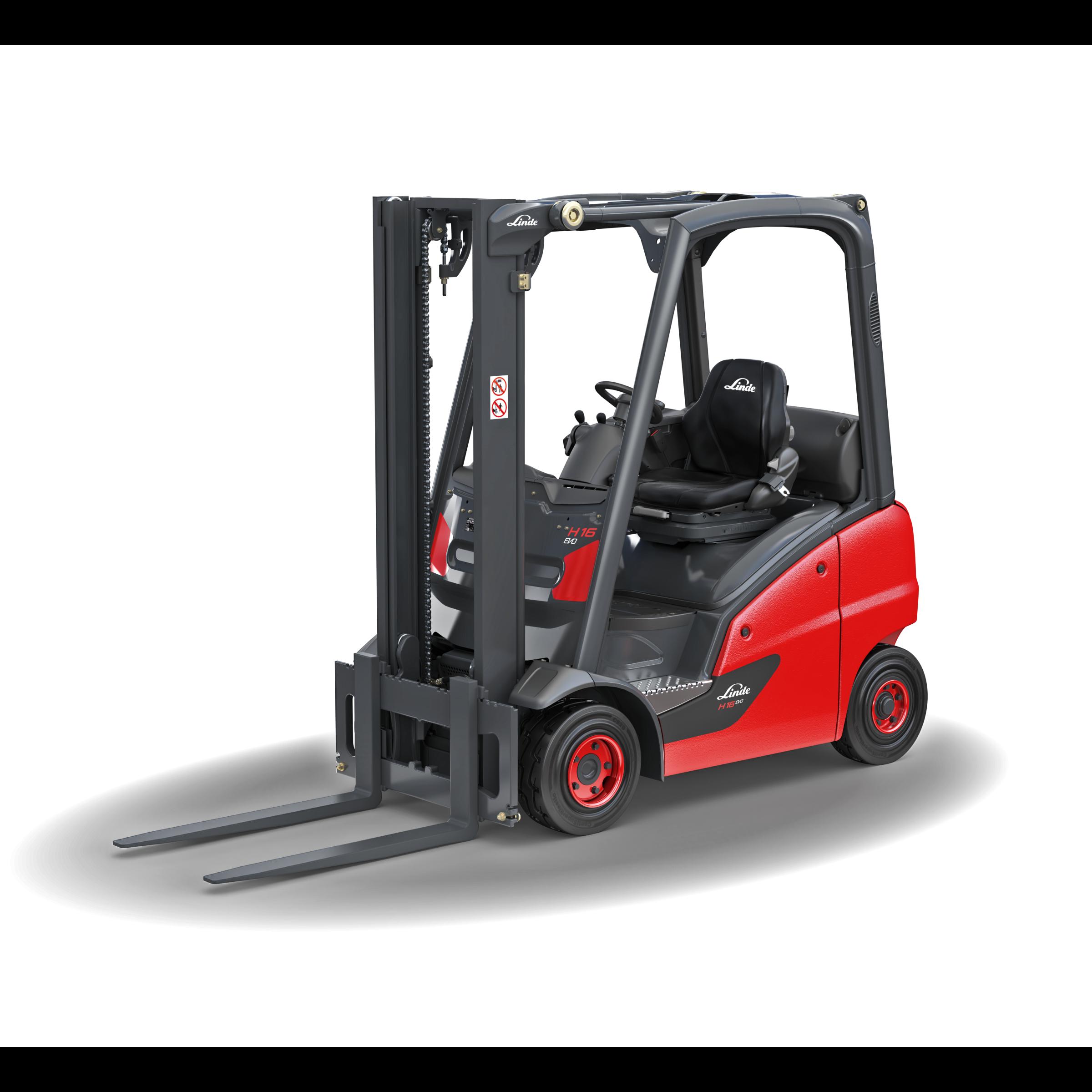Dieselstapler - H14-H20