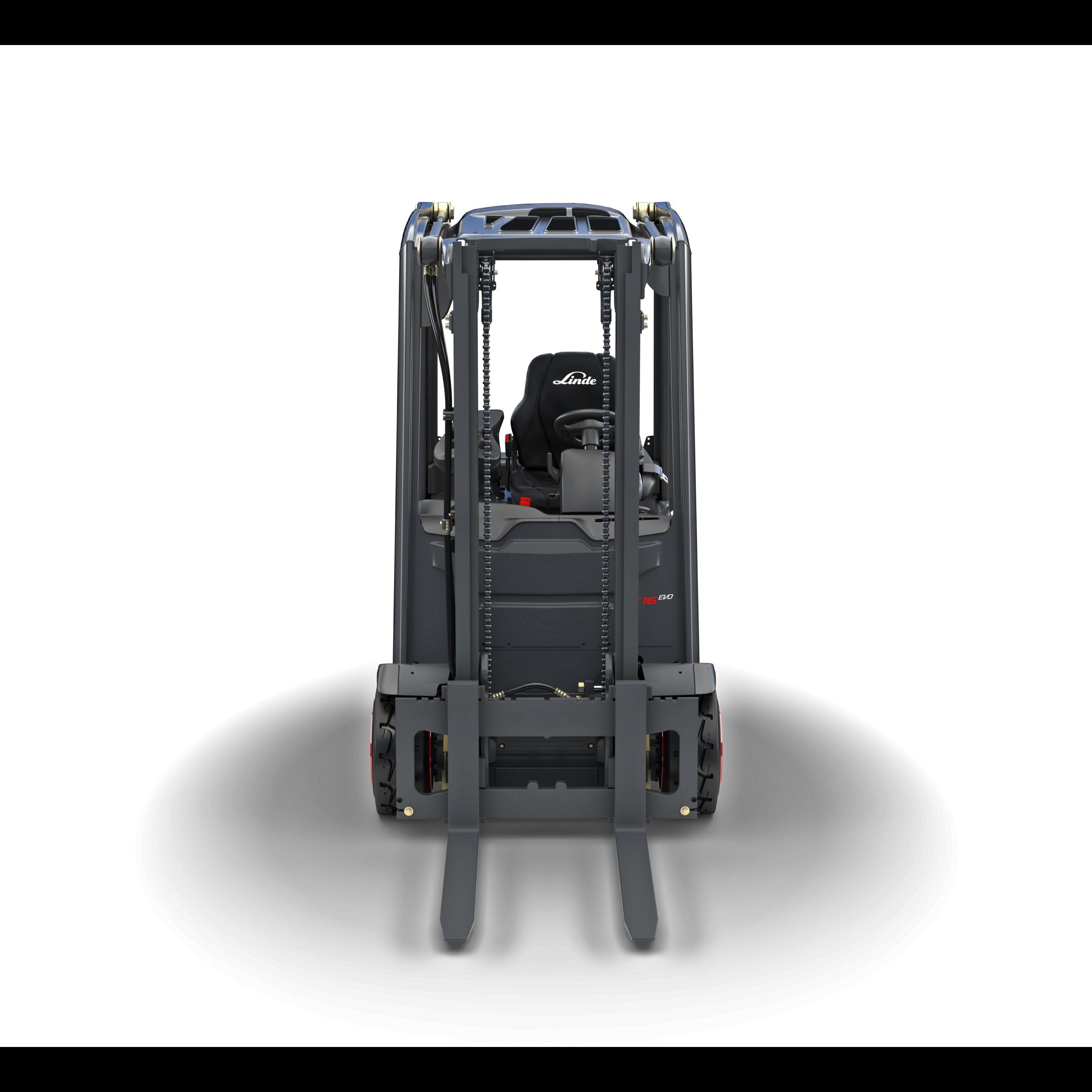 Elektrostapler - E12-E20 (Dreirad)