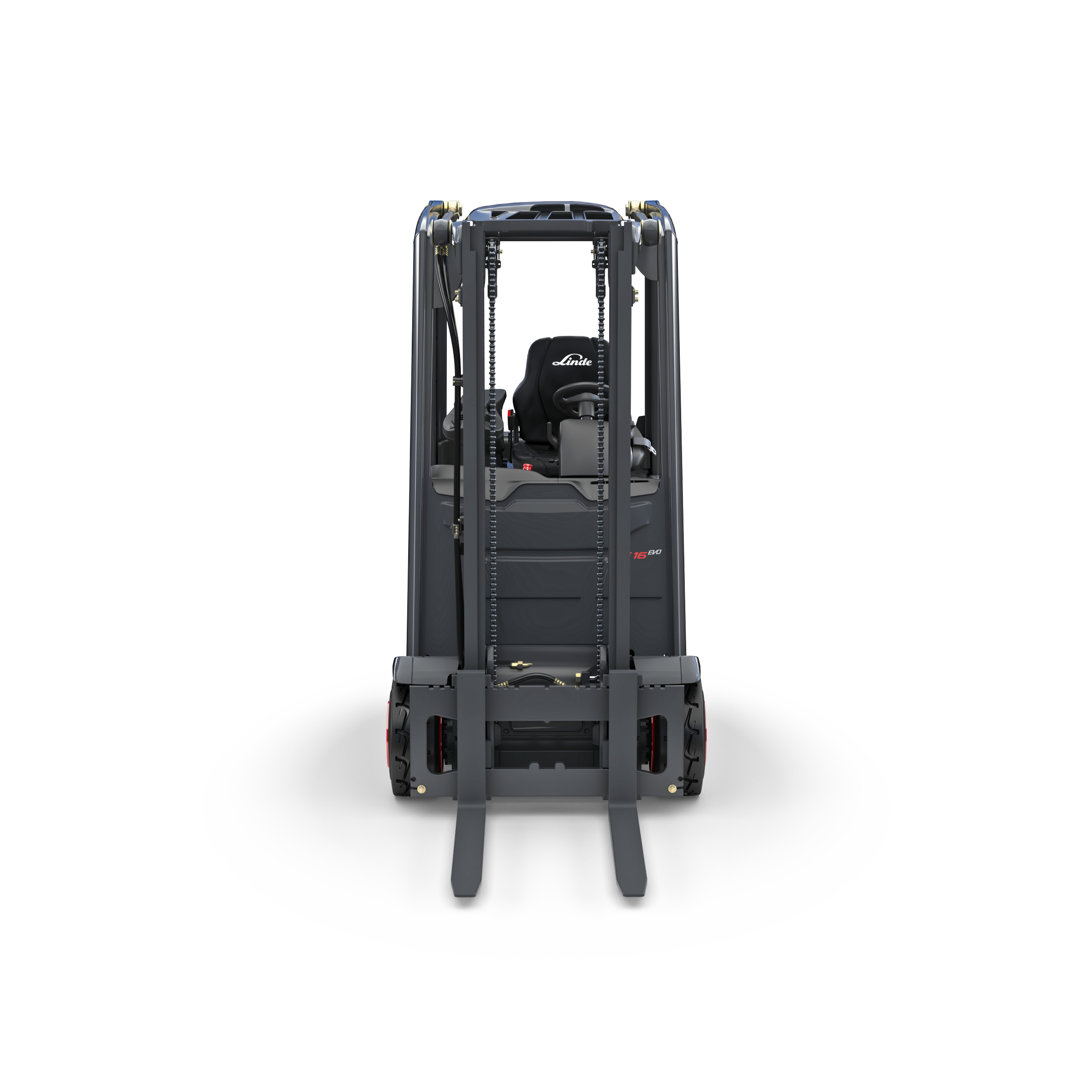Elektrostapler - E16-E20 (Vierrad) 2