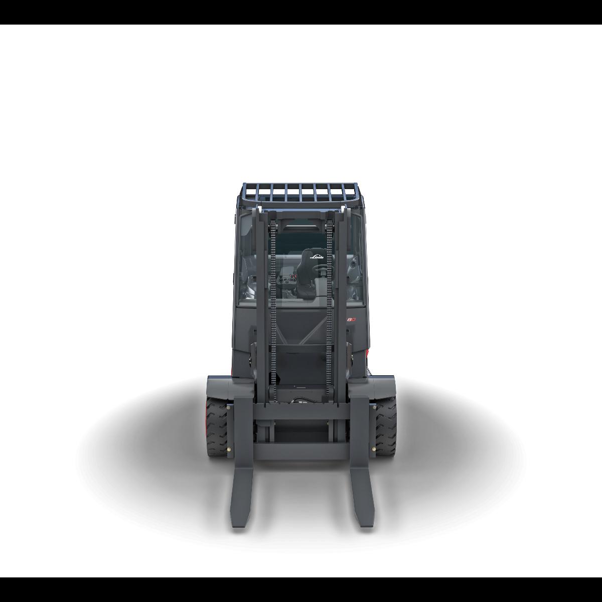 Elektrostapler - E60-E80 2