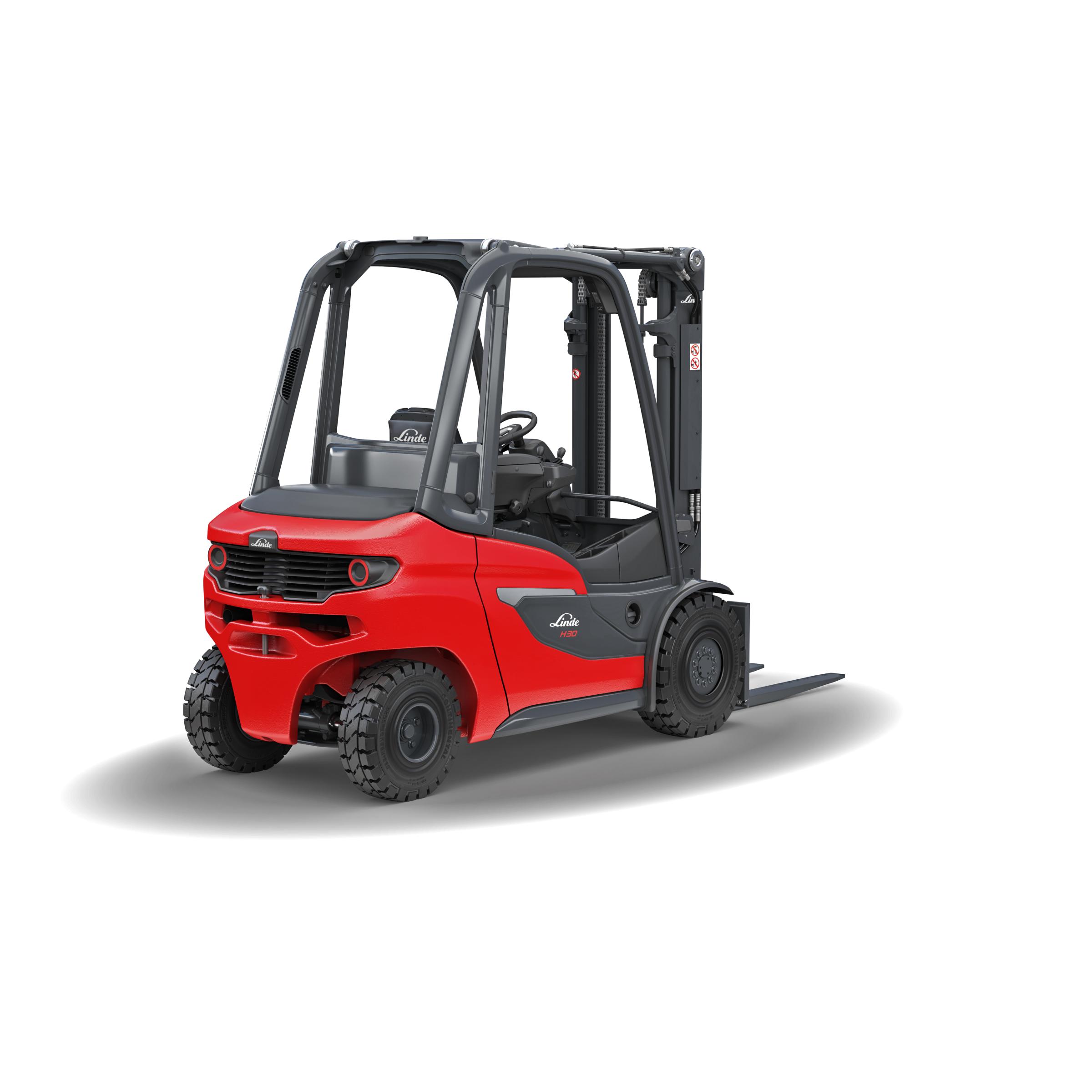 Diesel- und Gasstapler - H20-H35 4