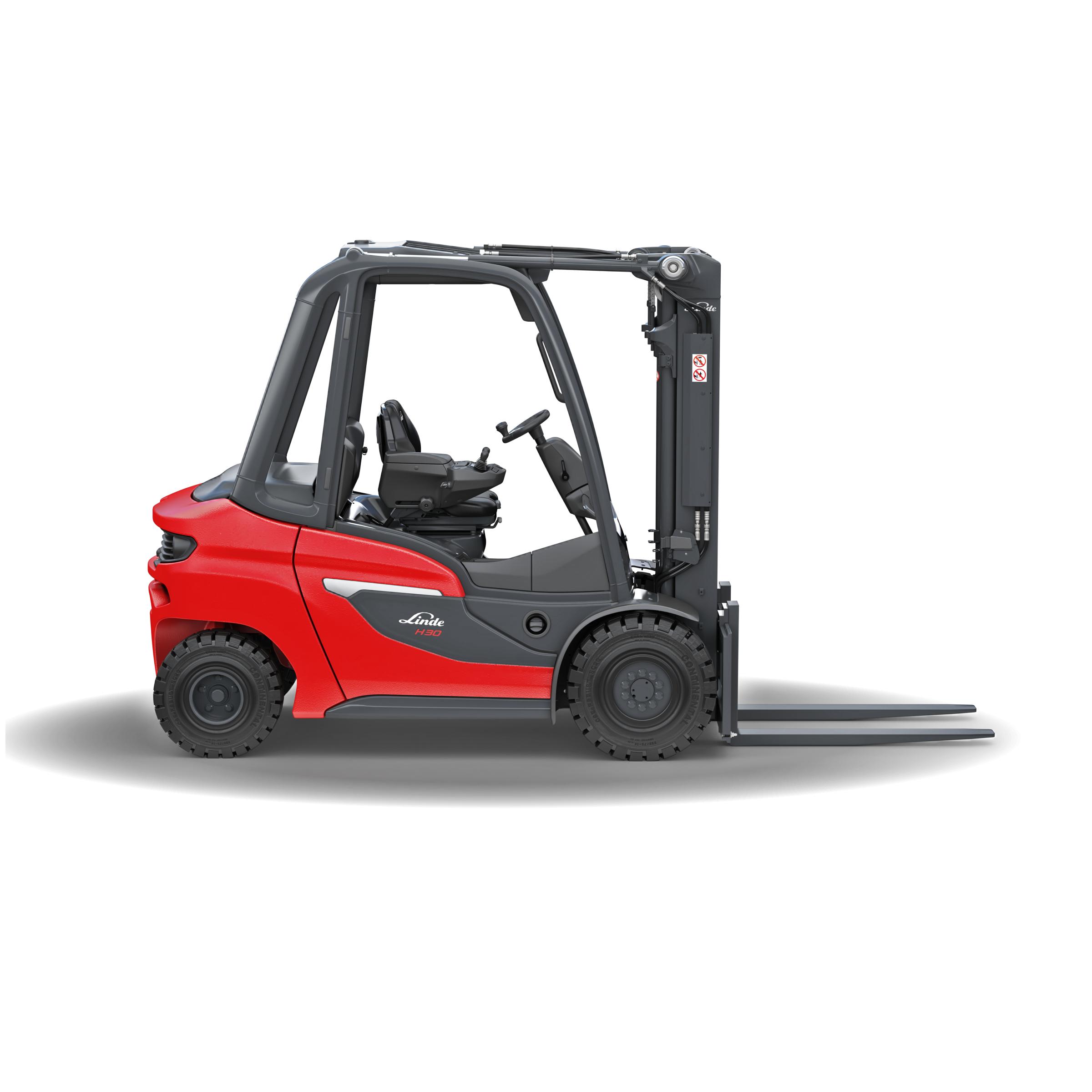 Diesel- und Gasstapler - H20-H35 3
