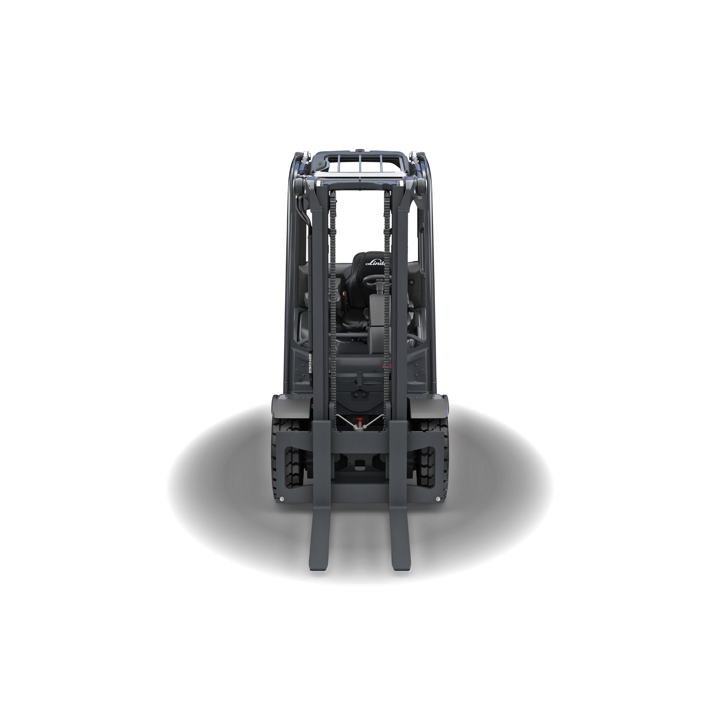 Diesel- und Gasstapler - H20-H35 2