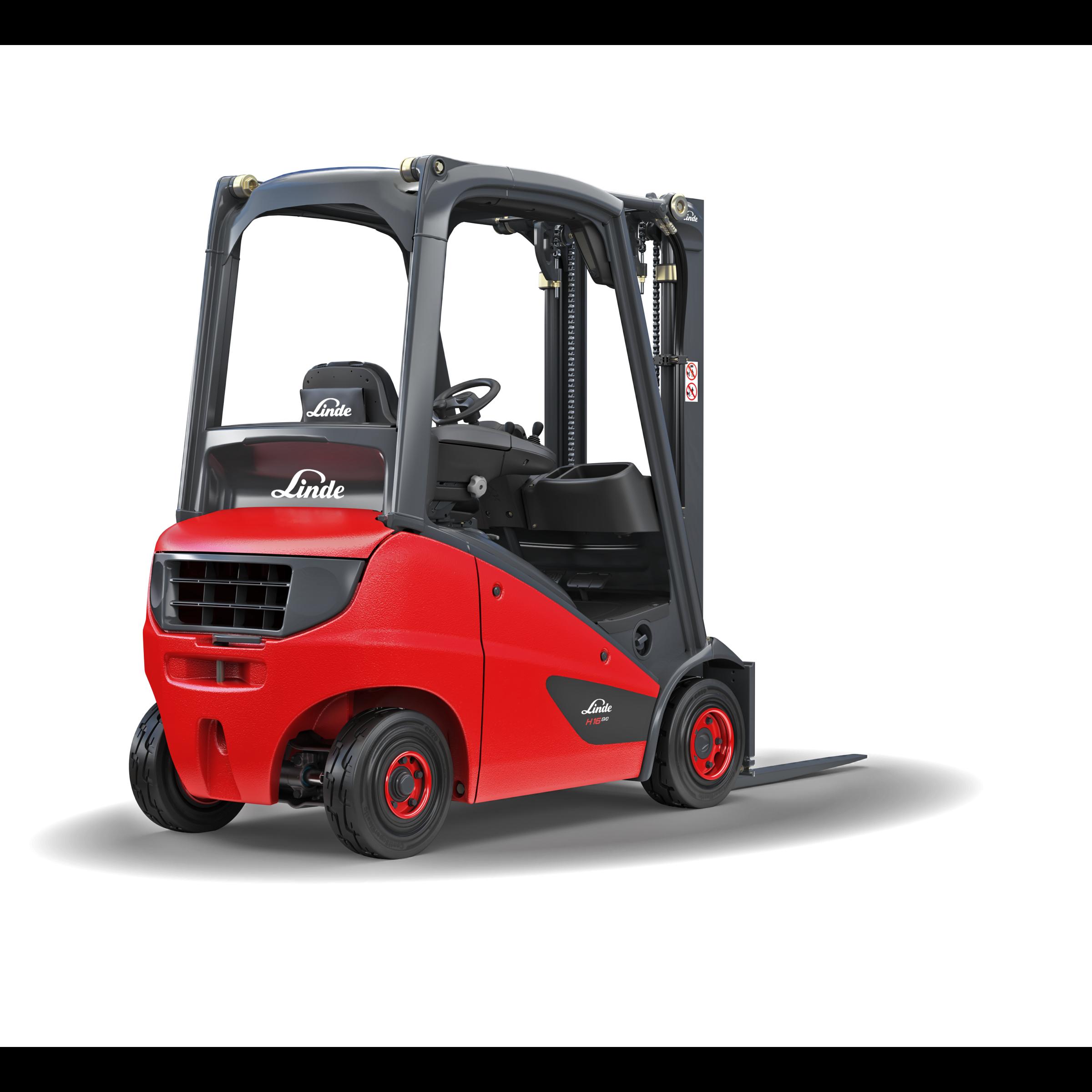 Dieselstapler - H14-H20 1