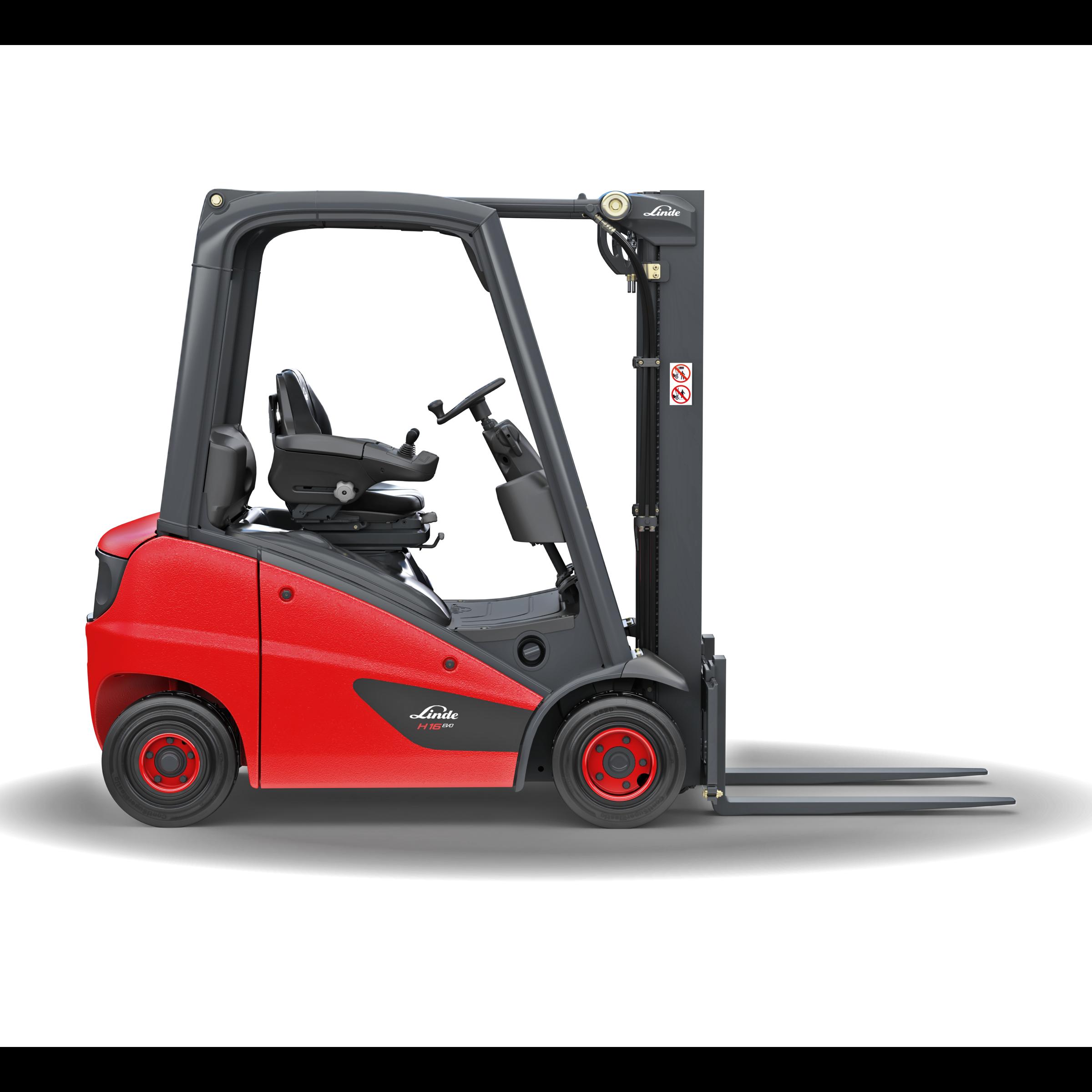 Dieselstapler - H14-H20 3