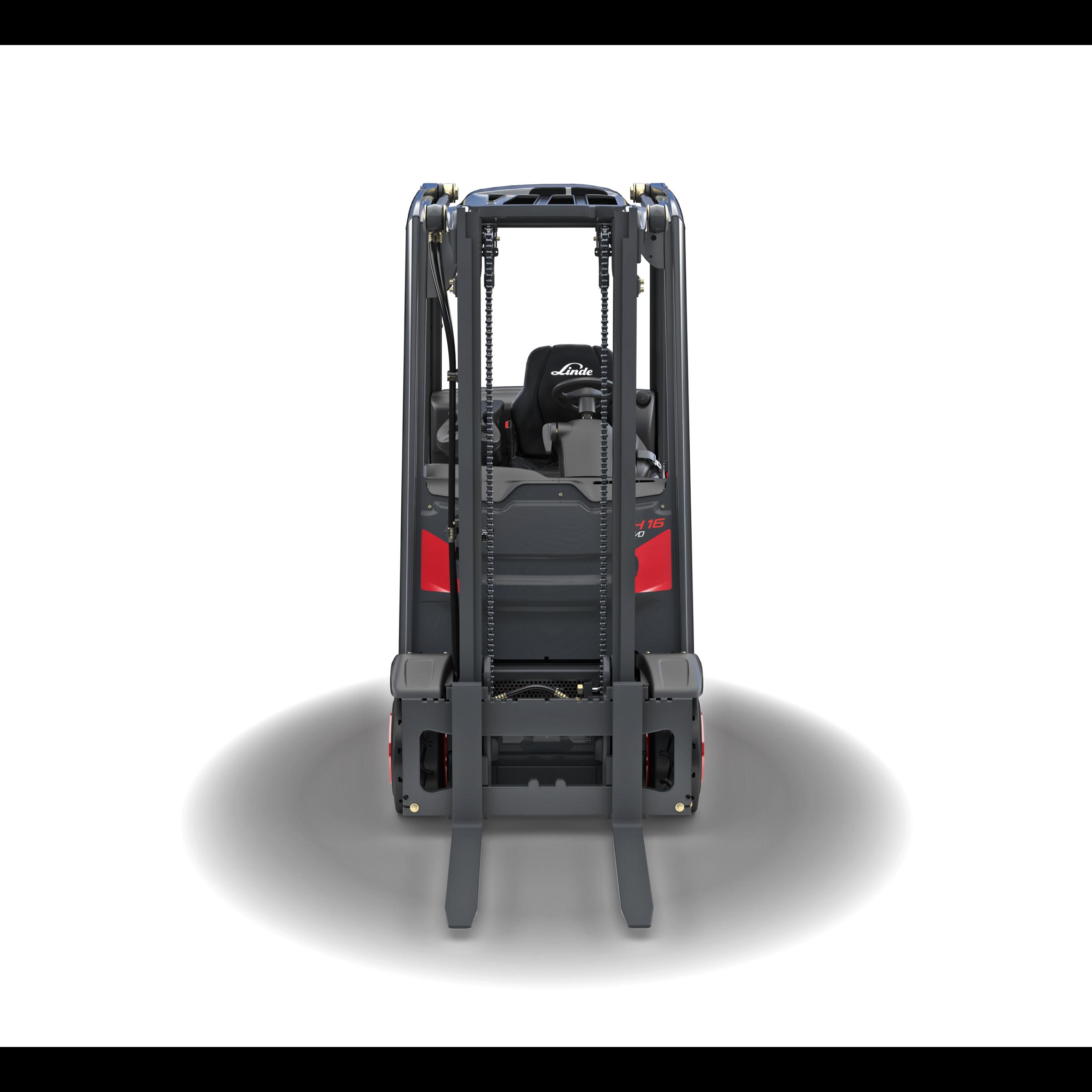 Dieselstapler - H14-H20 2