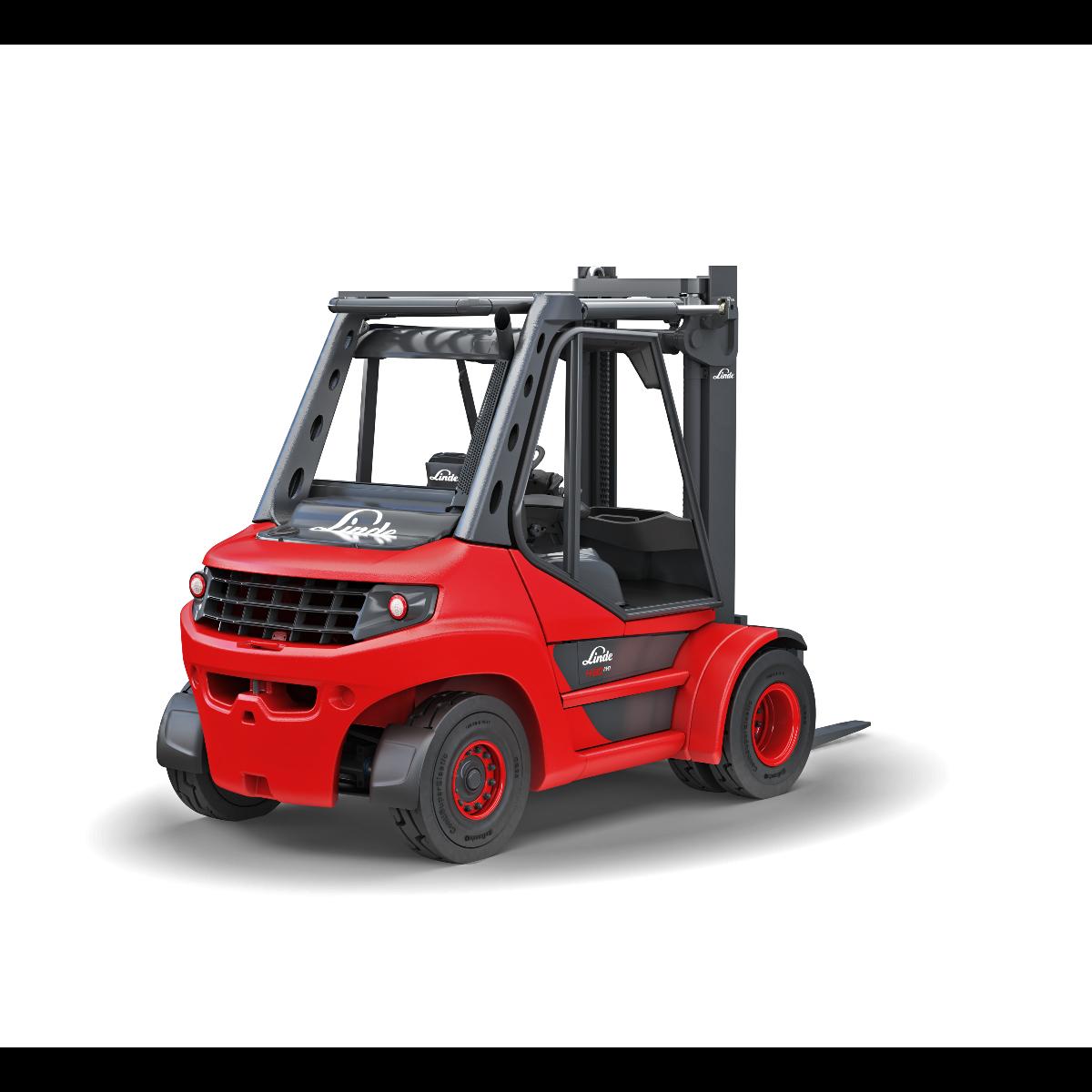 Diesel- und Gasstapler - H60-H80/1100 1