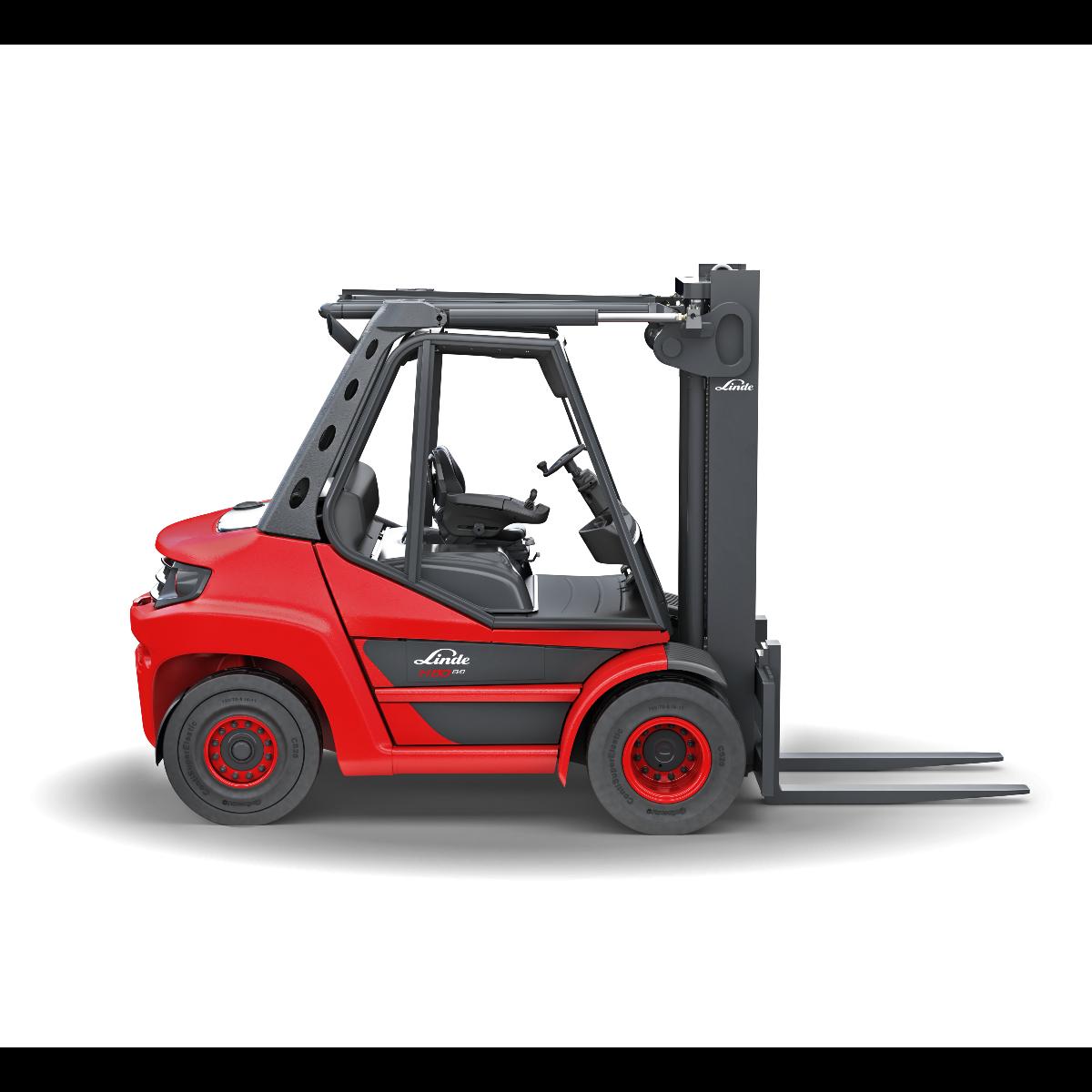 Diesel- und Gasstapler - H60-H80/1100 2