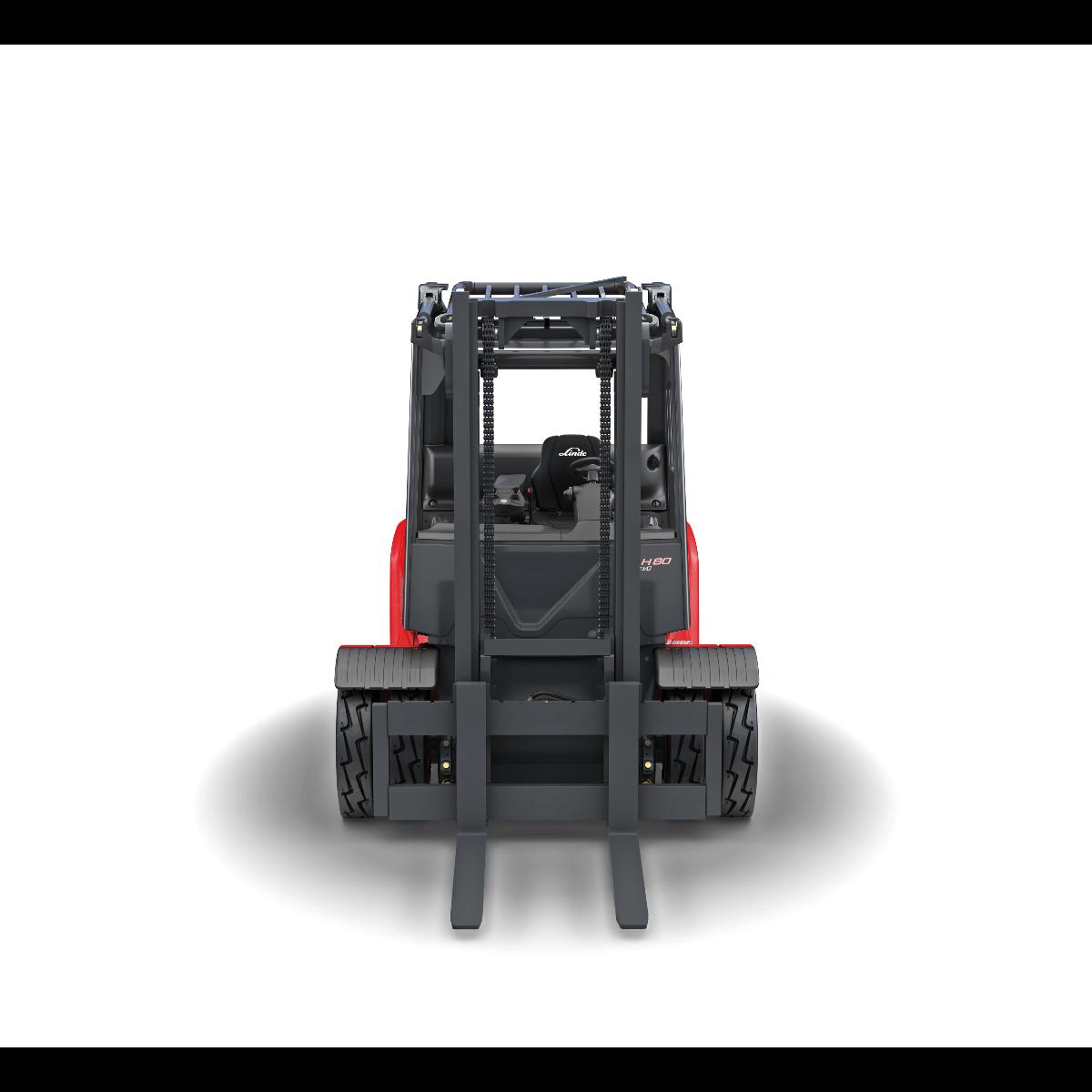 Diesel- und Gasstapler - H60-H80/1100 3